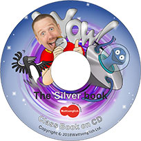 Class Book Wow! SILVER book on CD