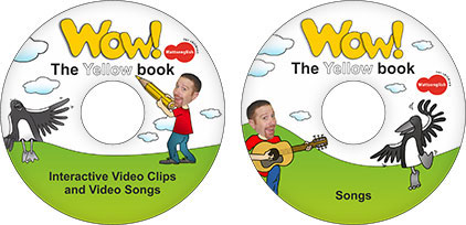 Sample Videoclips (Wow! YELLOW)